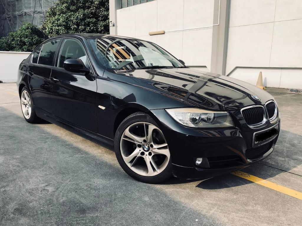 BMW 318i with Sunroof For Rent - CNY / Daily / Long Term / Private Hire Welcome