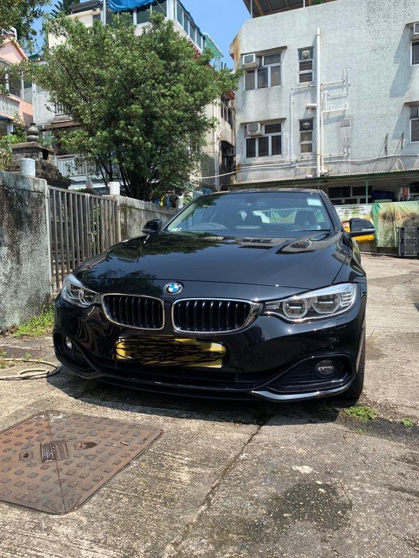 BMW 428i Coupe sport Auto