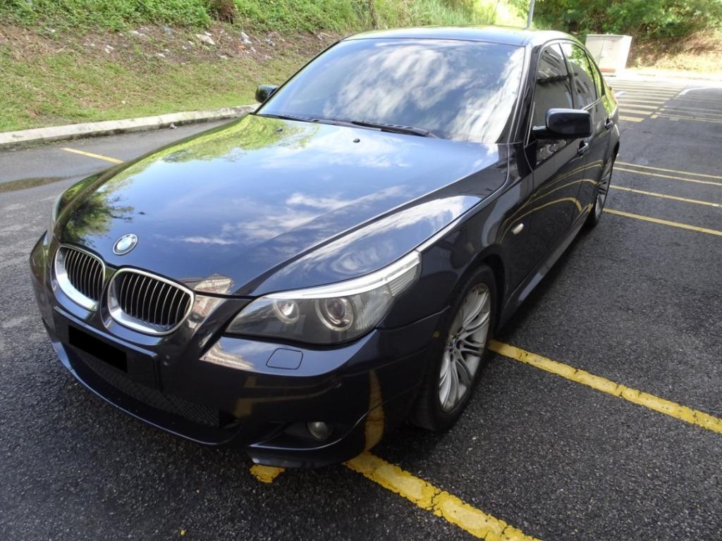 BMW 545i M.SPORT (2015/2012) 4.4cc (SPECIAL EDITION)