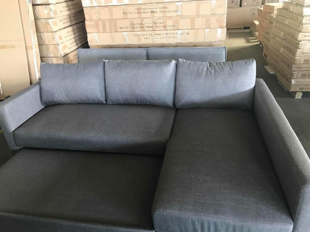 CLEARANCE SALE!!! JACK MODULAR SOFA WITH CHAISE WAS $1200, NOW JUST $950