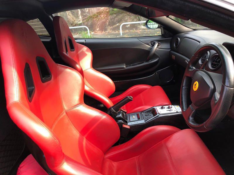 Ferrari 360 Spider F1 (M)