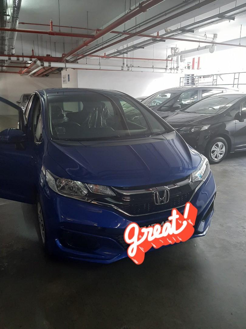 Guaranteed brand new cars for rental