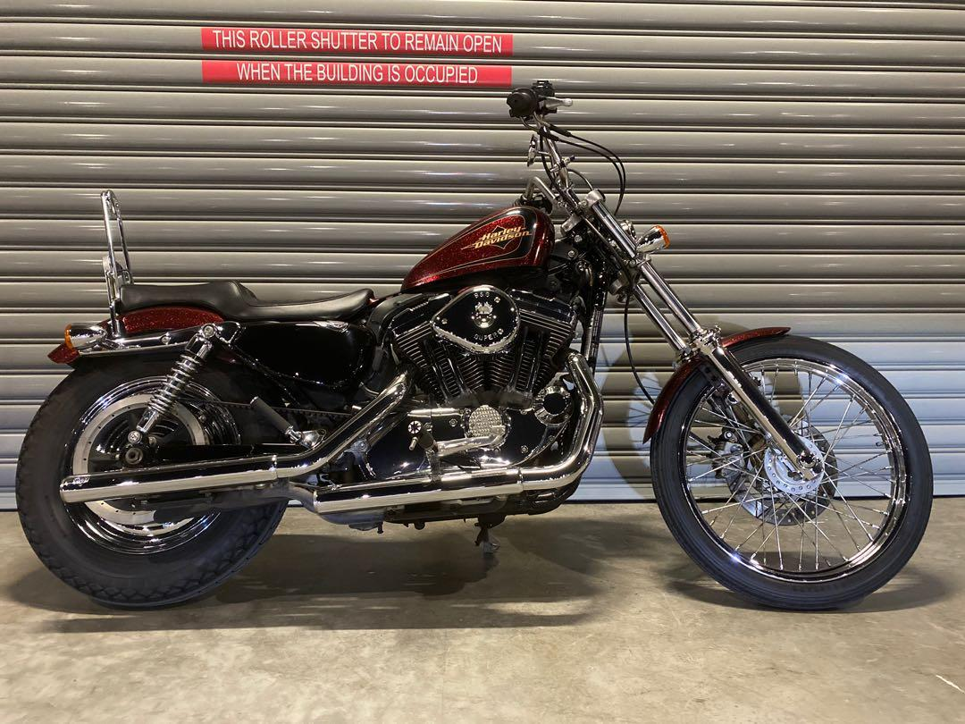 Harley Davidson Sportster 72 Motorcycles Motorcycles For Sale Class 2 On Carousell