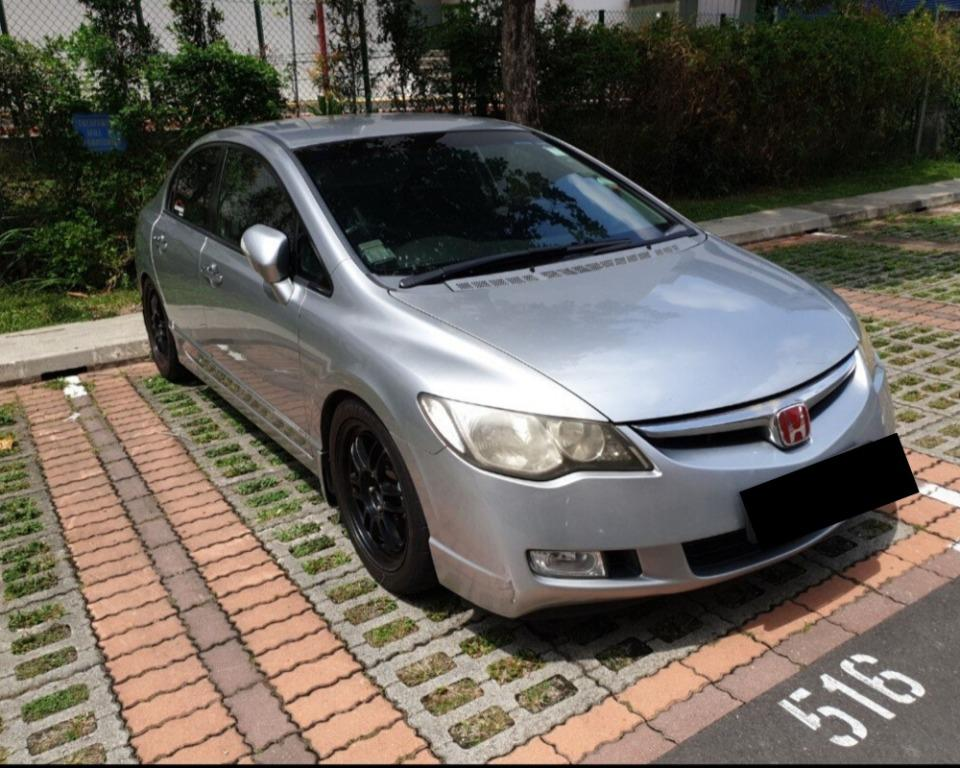 Honda Civic 2.0 SI (M)