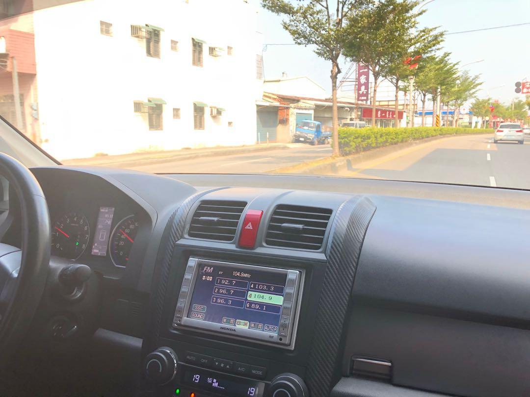 Honda CR-V  2012小改款
