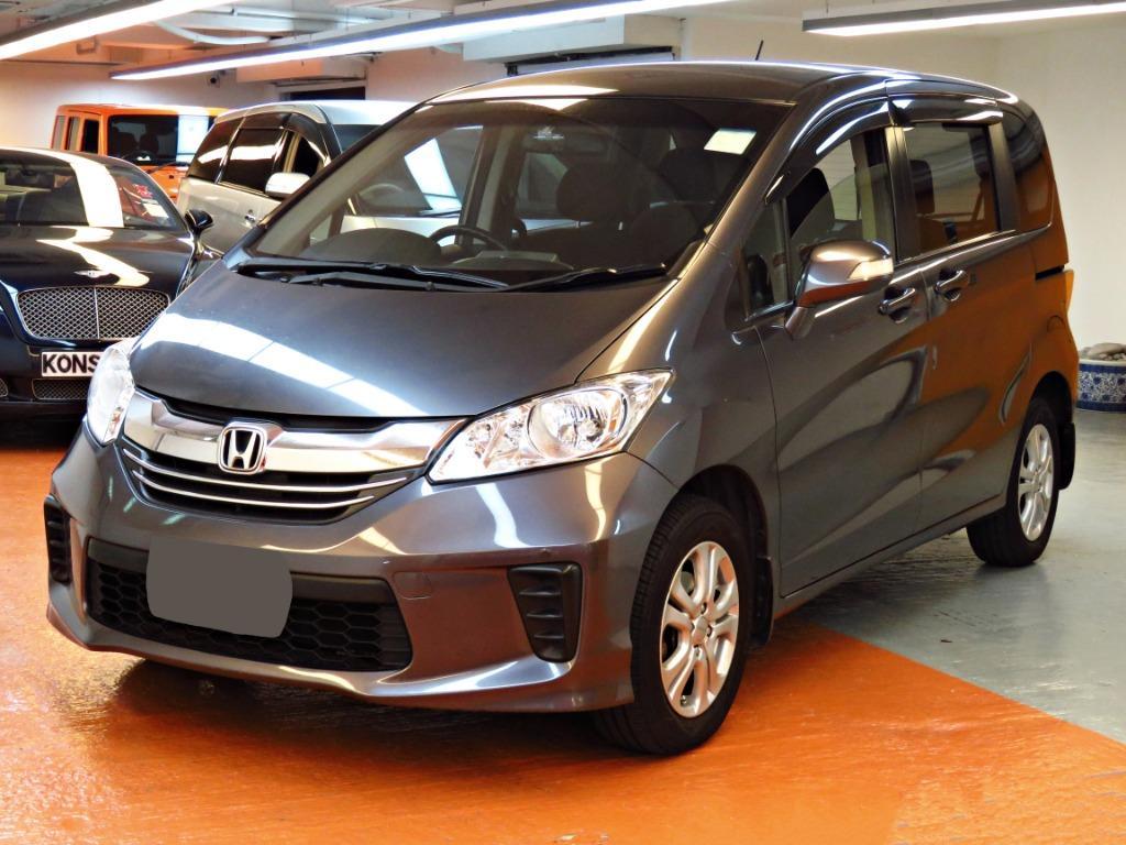 Honda Freed WELCAB 尾板上落 Auto