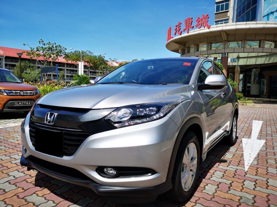 """Honda Vezel 1.5A Sensing for Rental (Click on """"read more"""" for more details)"""