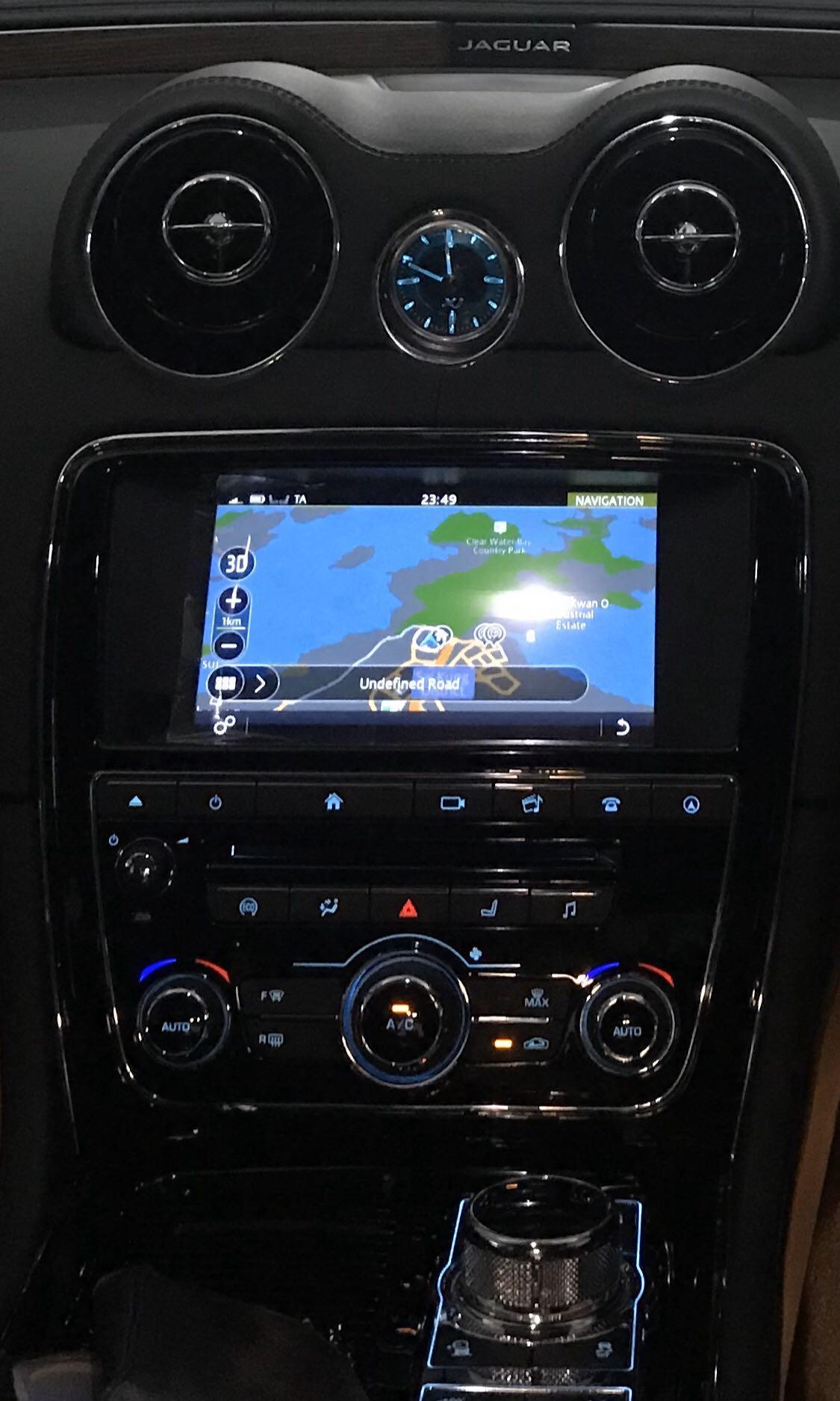 Jaguar XJ 2.0 Premium Luxury LWB (A)