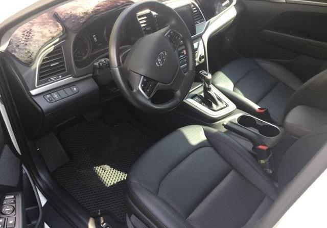 Jc car 現代 Elantra 2018年 柴油頂級 渦輪1.6L省油省稅有力 原漆原鈑件 安卓機影音 低里程一手車庫車