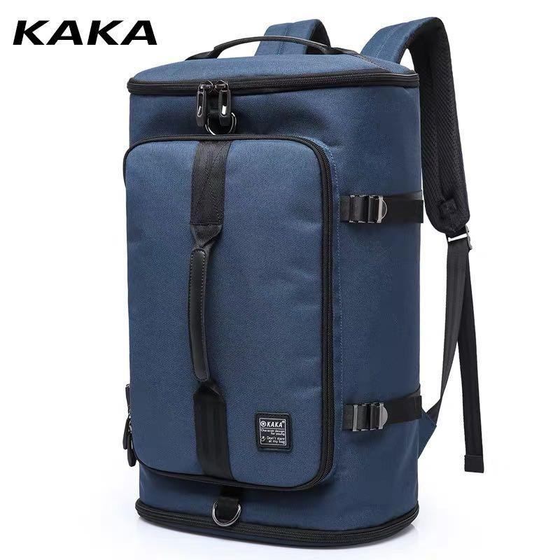 KAKA 16 Inches Laptop Backpack Large Capacity Travel Bag For Teenagers School Bags Nylon Waterproof Computer Backpack
