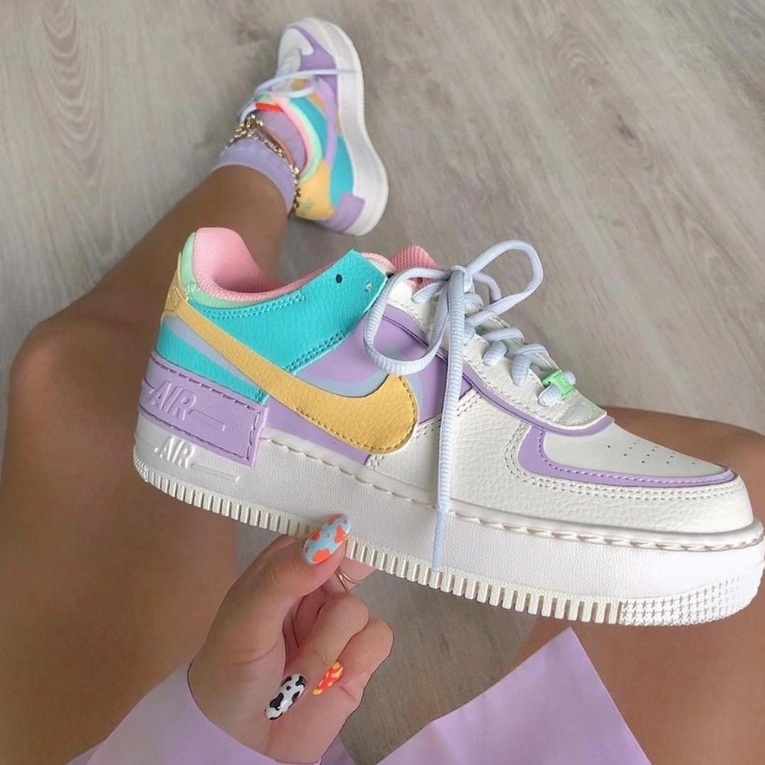 💐INSTOCK NIKE AIR FORCE 1 LOW SHADOW