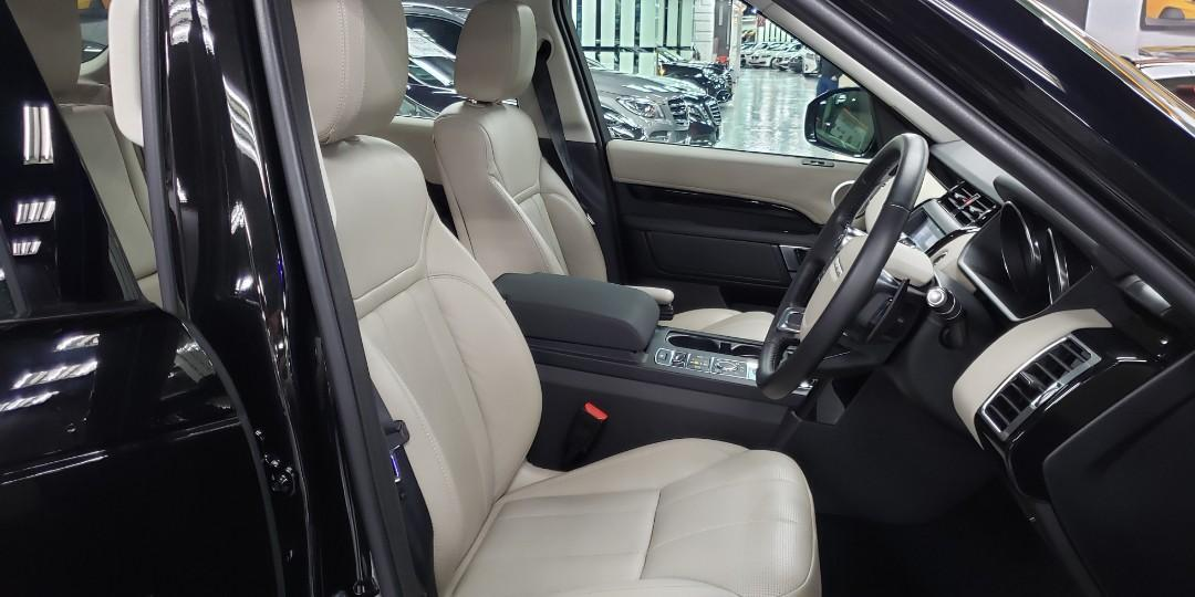 Land Rover Discovery 3.0 HSE 7-Seater (A)