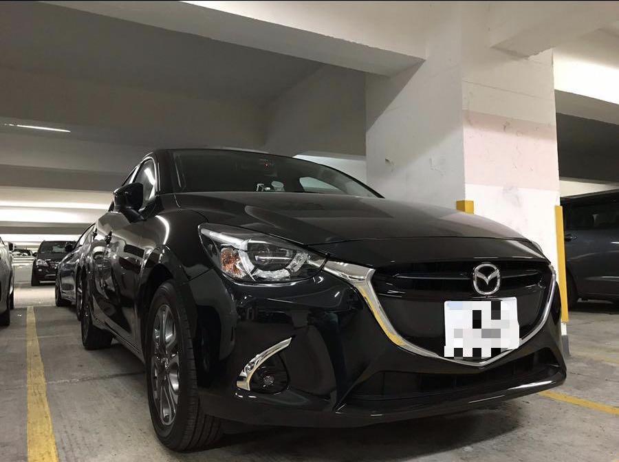 Mazda 2 1.5 GVC