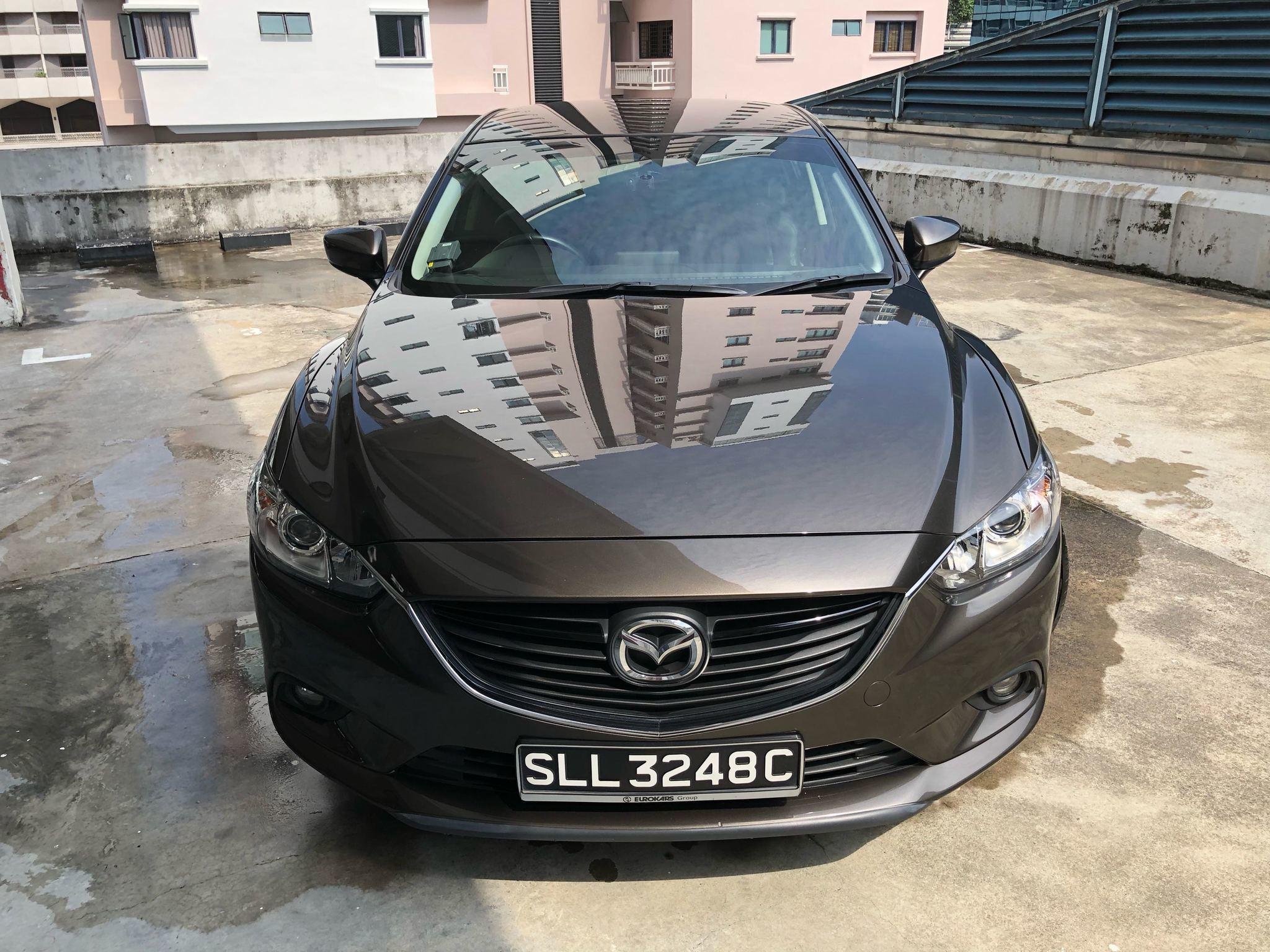 Mazda 6 2.0 Auto