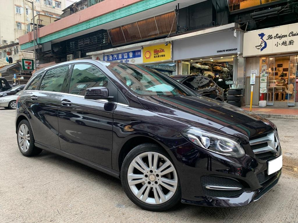 Mercedes-Benz B200 B200 FACELIFT 2015 EDITION (W246) Auto