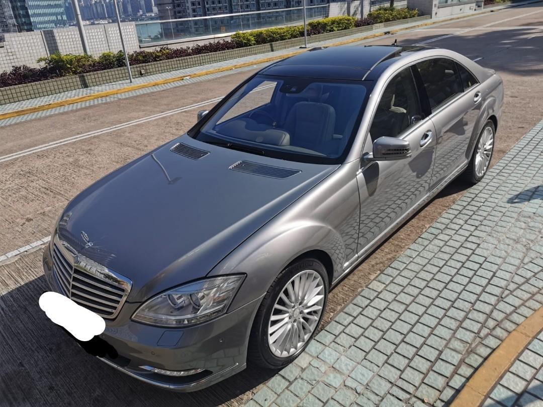 Mercedes-Benz S500L S500L Auto