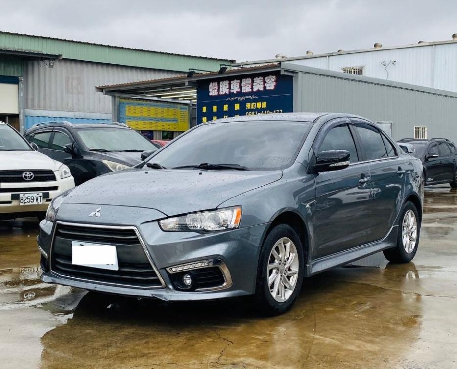 Mitsubishi\15年Fortis