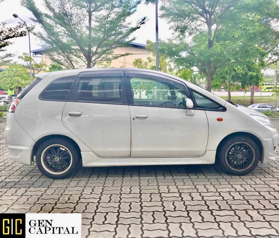 Mitsubishi Coltplus Cheapest rental in town! $500 Deposit driveoff immediately! whatsapp 85884811 now to reserve!!