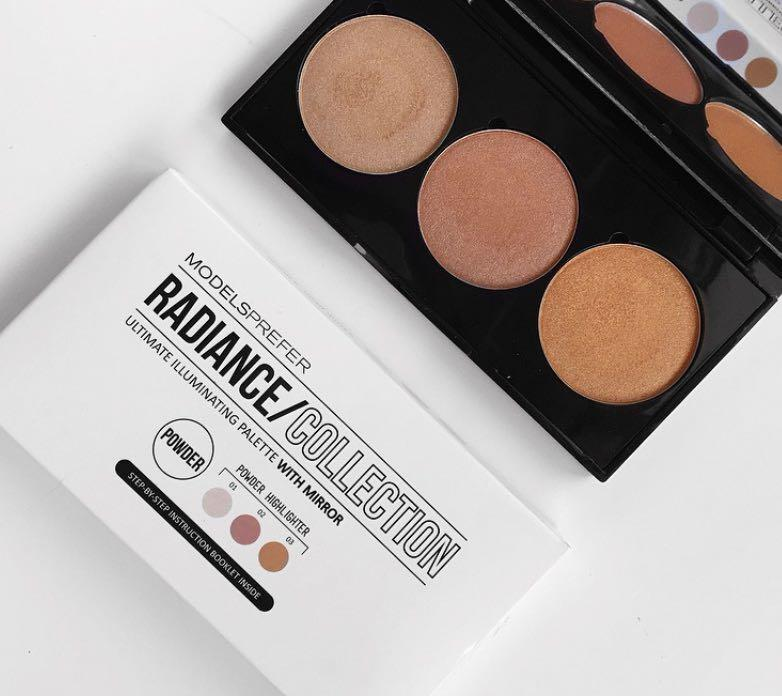 Models Prefer - Ultimate Illuminating Palette (Powder)