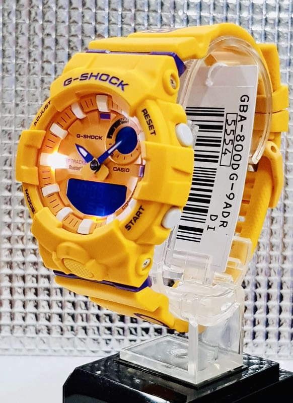 NEW🌟COUPLE💝BLUETOOTH SET : BABYG🌟GSHOCK UNISEX DIVER SPORTS WATCH  : 100% ORIGINAL AUTHENTIC CASIO BABY-G-SHOCK : GBA-800DG-9A + BA-110-1A / GBA-800-9A