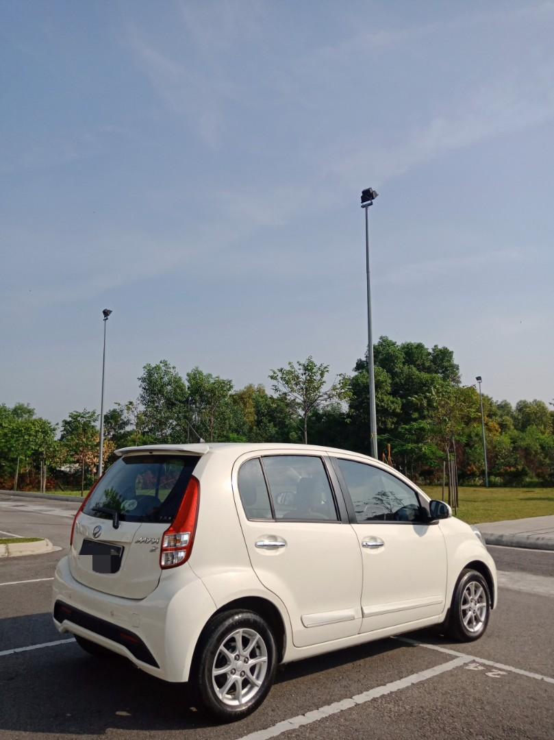 Perodua Myvi Icon X 1.3(A) Kereta Sewa Murah Selangor KL