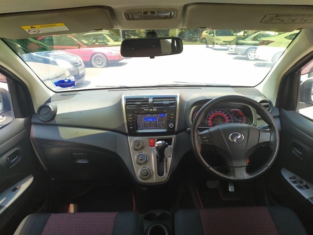 Perodua Myvi SE Lagi Best 1.5 (A) 2013 blacklist pun boleh loan