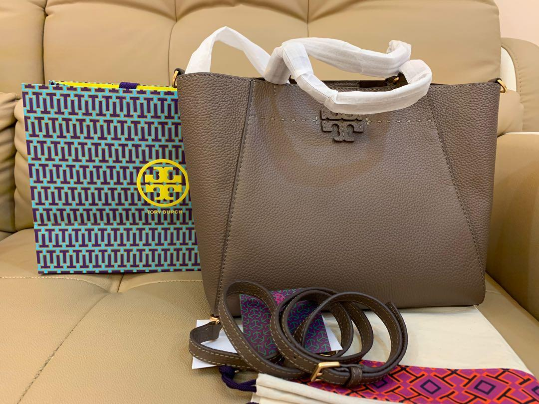 Ready stock authentic Tory Burch women carryall shoulder totes sling bag handbag