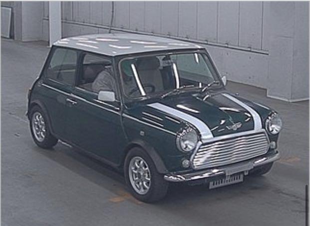 Rover mini cooper 價錢面議 Auto