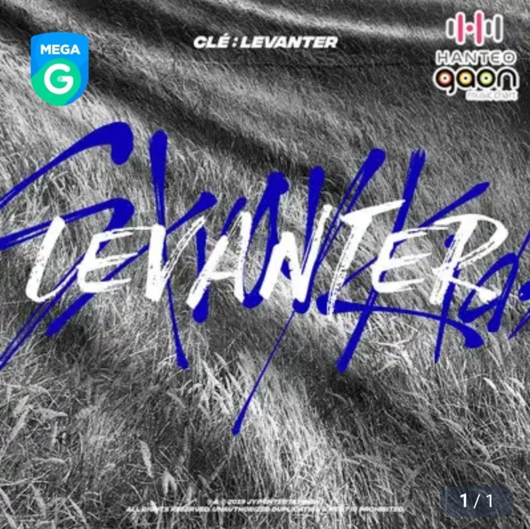 Stray Kids - Mini Album [Clé : LEVANTER] (Normal Edition)