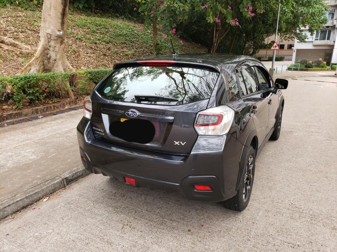 Subaru XV 1.6i (A)