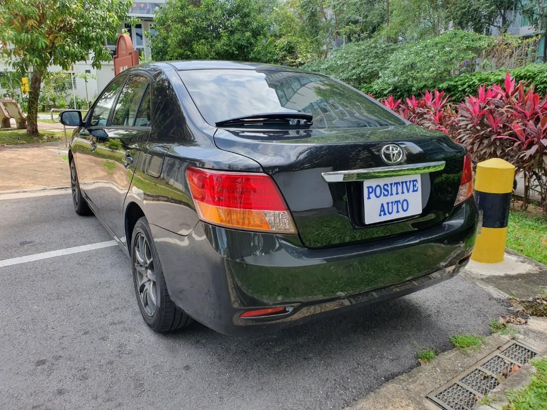 Toyota Allion 1.5 (A)