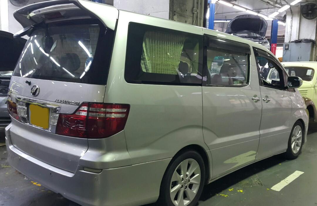 Toyota Alphard 3.0 Auto