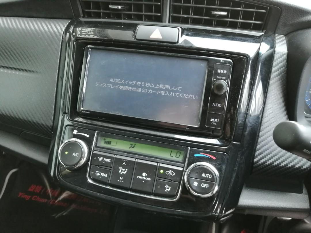 Toyota Fielder 1.5 G (A)