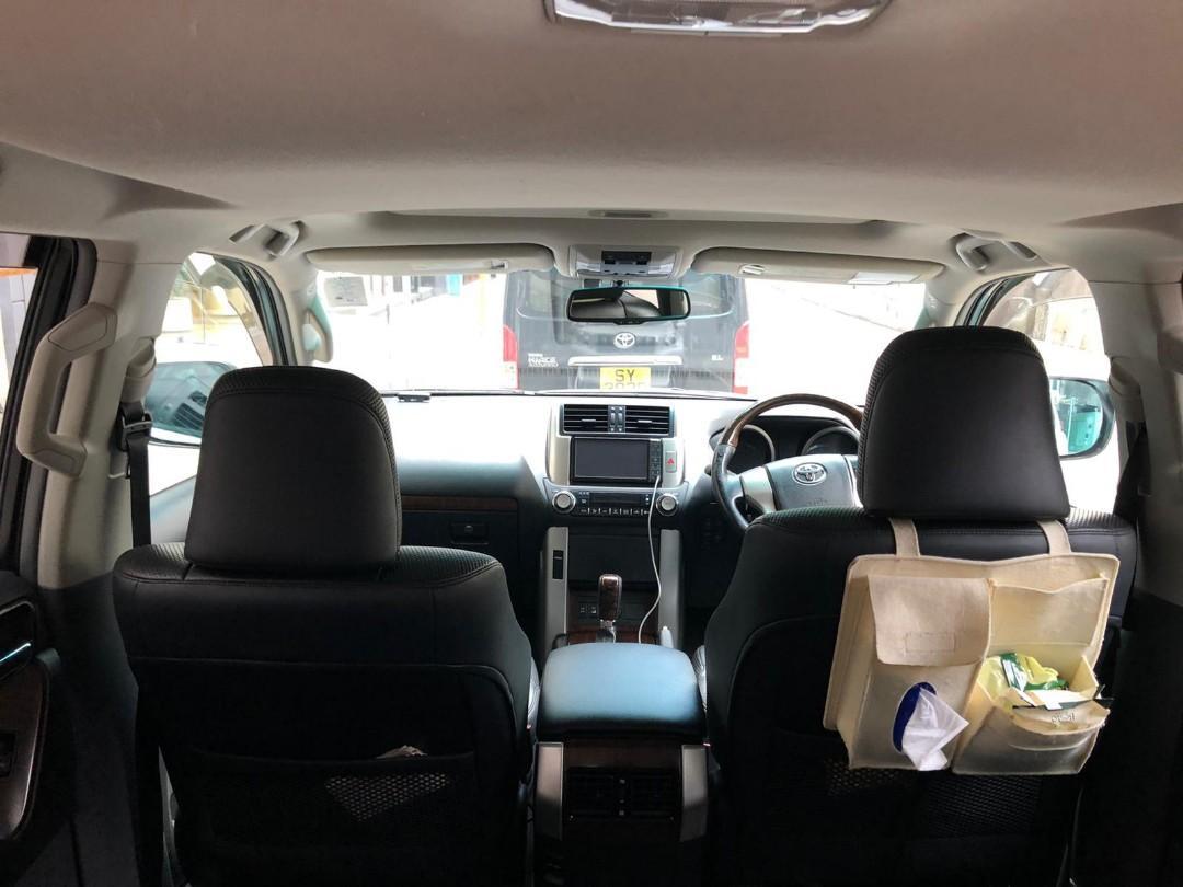 Toyota Land Cruiser Prado TZG Auto