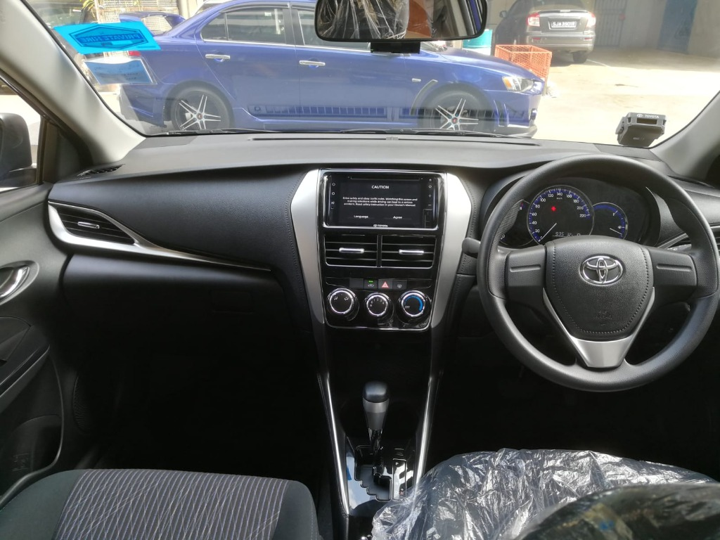 TOYOTA VIOS 2019 !!GRAB @ GOJEK PACKAGE