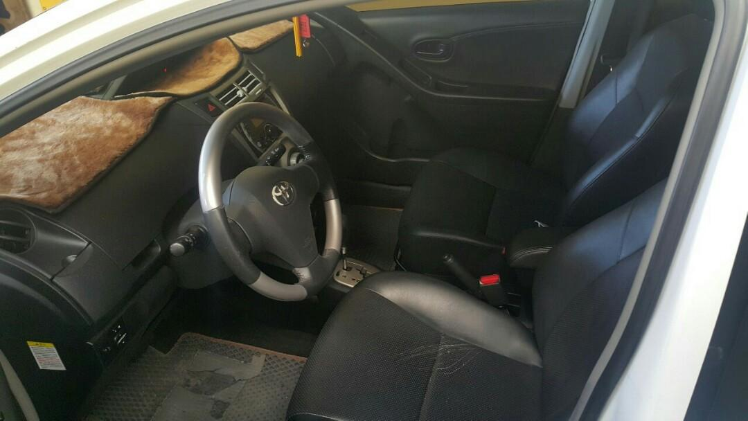 Toyota Yaris/1.5G版