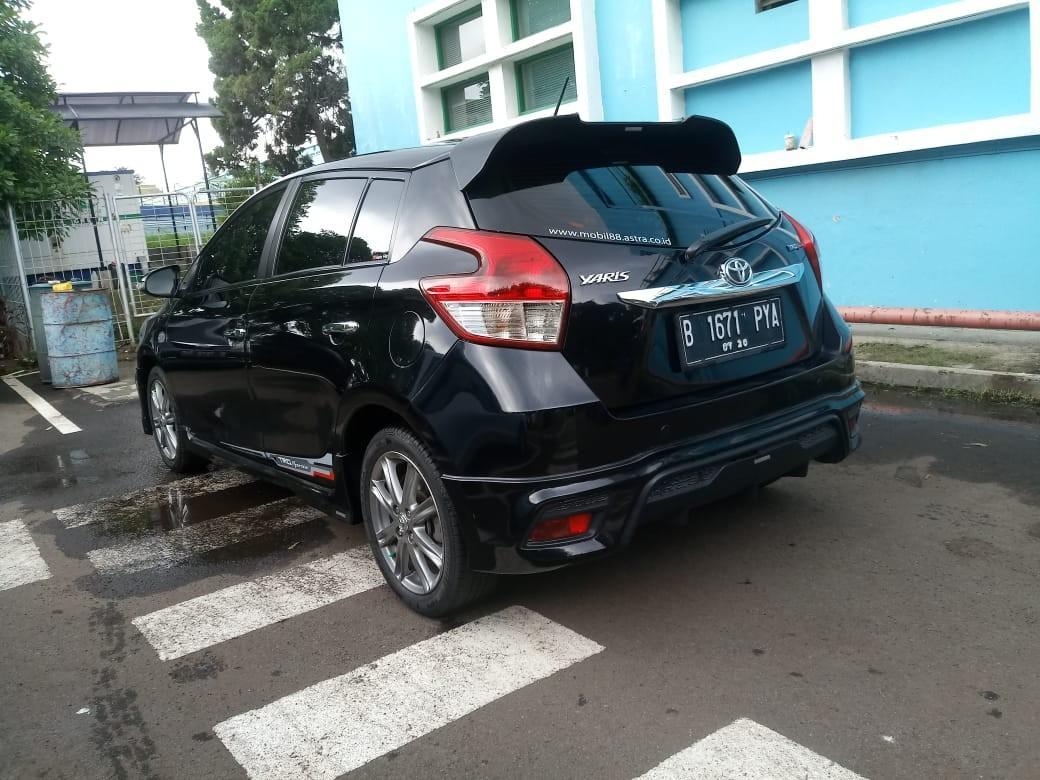 Toyota Yaris trd sportivo 2015 very good condition