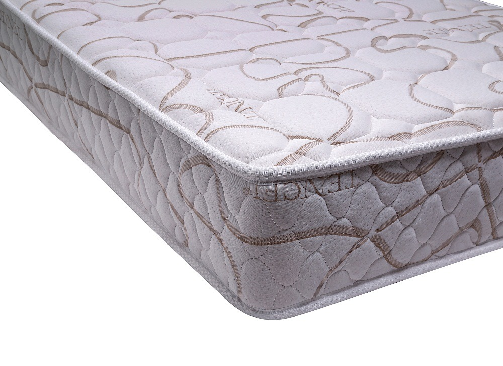 VALUE PACKAGE!!! PADDED HEADBOARD FABRIC DOUBLE WITH LUNA 200 MATTRESS WAS$620, NOW JUST$550