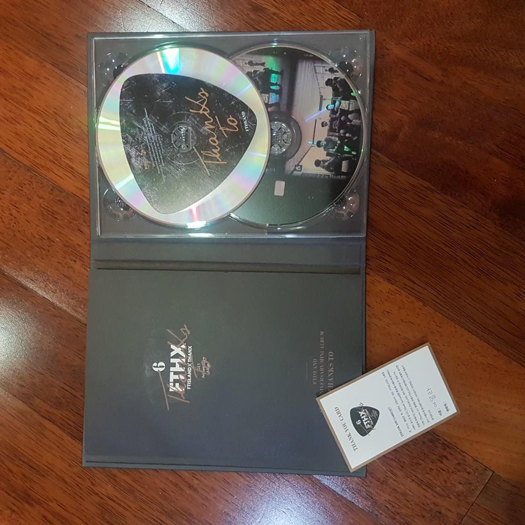 WTS Boy Group Albums! (BIGBANG, G-DRAGON, U-KISS, FT ISLAND)