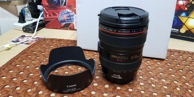 Canon 24-105mm f4 IS USM