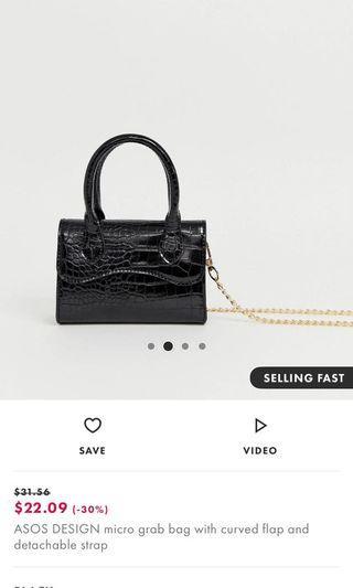 ASOS purse