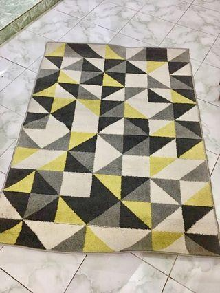 Modern Abstract Carpet (imported)