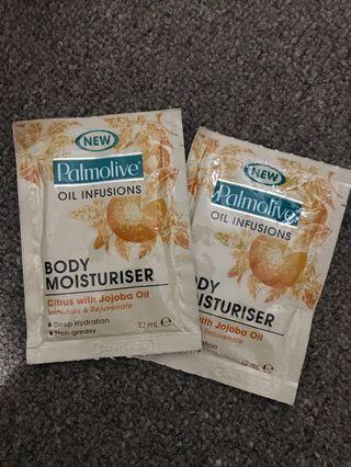 Palmolive jojoba moisturiser