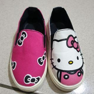 KITTY時尚童鞋  懶人鞋14.5cm