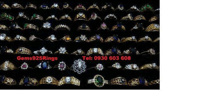 Wholesale ( 批發) 18k gold plated copper rings 96pcs
