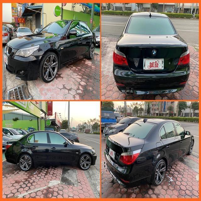 2004 BMW 520i 黑 2.0