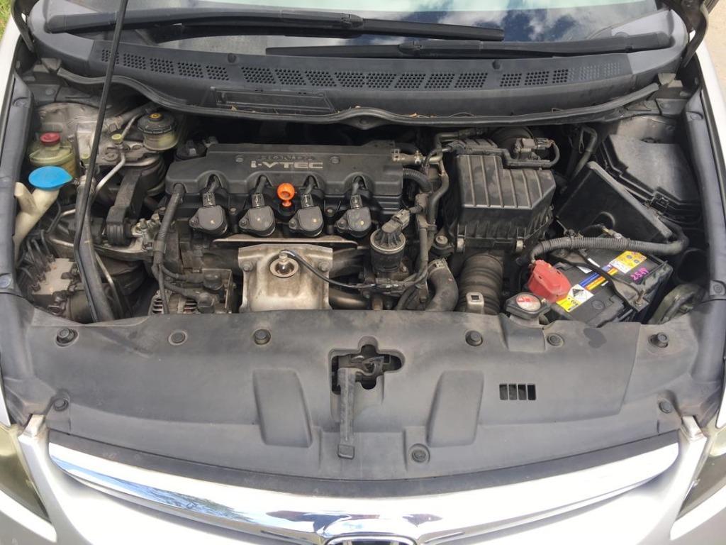 2006 Honda CIVIC 1.8 S i-VTEC (A) B/L LOAN KEDAI DP 3-5k