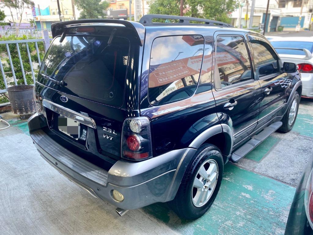 2007年 Ford Escape 2.3 4WD