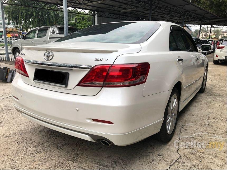 2009 Toyota Camry 2.4 V (A) Facelift Push Start One Owner  http://wasap.my/601110315793/CamryV2009