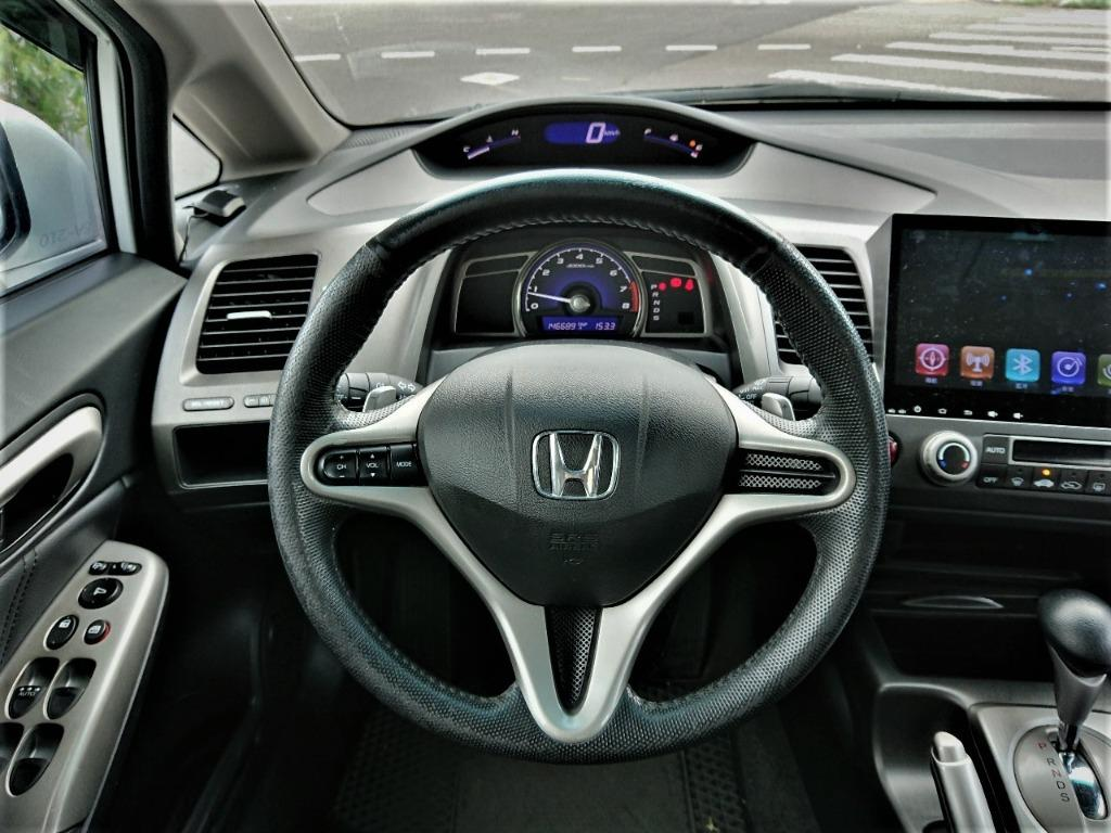 2010年 HONDA CIVIC 1.8 VTI-S K12